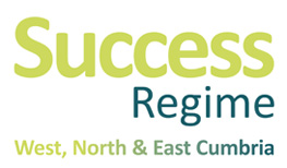 WNE Cumbria Success Regime Logo